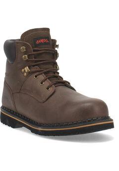 Hub & Tack Steel Toe Boot,