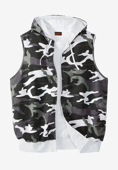 BOULDER CREEK™ THERMAL LINED FLEECE VEST,