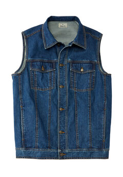 Liberty Blues™ Denim Vest,