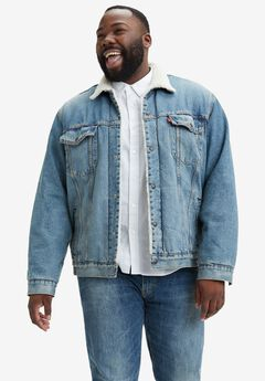 Sherpa Trucker Jacket,