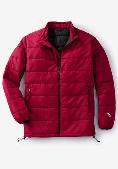 KS Sport™ Lightweight Packable Puffer Jacket,