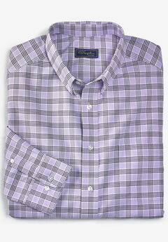 KS Signature Wrinkle-Resistant Oxford Dress Shirt,