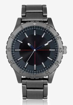 Gunmetal Watch,