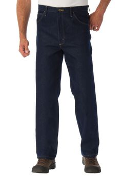Wrangler® Relaxed Fit Stretch Jeans,