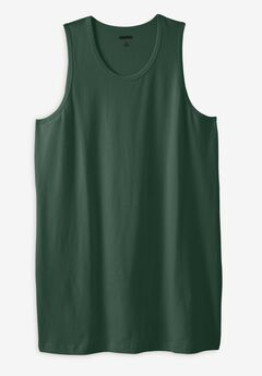Shrink-Less™ Lightweight Longer-Length Tank,