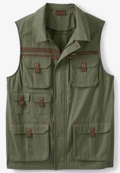 Boulder Creek™ Multi Pocket Vest,