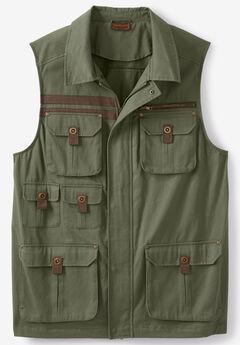 Boulder Creek™ Multi Pocket Vest,