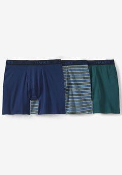 Hanes® X-Temp® FreshIQ® Novelty Boxer Brief 3-Pack,
