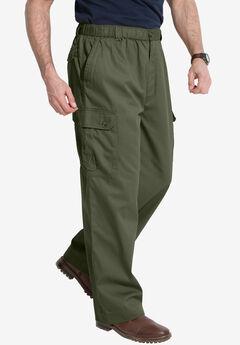 Knockarounds® Full-Elastic Waist Cargo Pants,