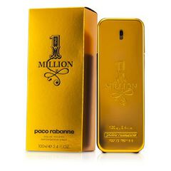 One Million Eau De Toilette Spray,