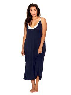 Long Modal Gown,