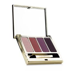 4 Colour Eyeshadow Palette (Smoothing & Long Lasti,