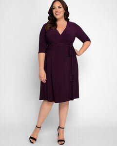 Essential Wrap Dress,