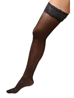 Lace Top Stay Up Stockings,