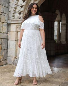 Savannah Lace Dress,