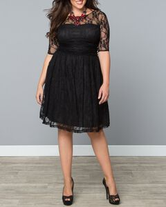 Luna Lace Dress,