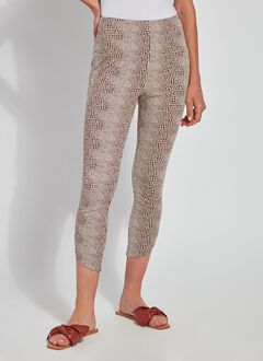 Jasmyne Crop Legging Pattern,