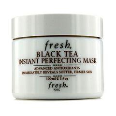 Black Tea Instant Perfecting Mask,