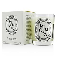 Scented Candle - Mimosa,