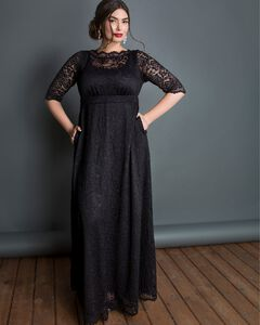 Leona Lace Gown,