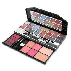 MakeUp Kit G1672 (24xE/shdw, 1xE/Pencil, 4xL/Gloss,