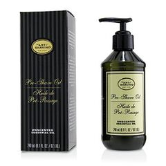 Pre-Shave Oil - Unscented (With Pump),