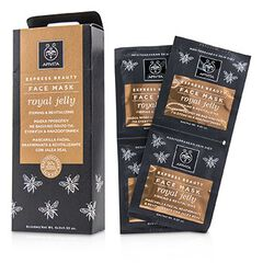 Express Beauty Face Mask with Royal Jelly (Firming & Revitalizing),