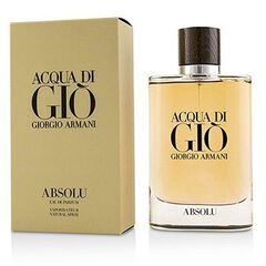 Acqua Di Gio Absolu Eau De Parfum Spray,