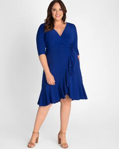 Whimsy Wrap Dress,