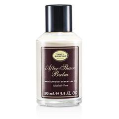After Shave Balm - Sandalwood Essential Oil,