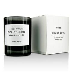 Fragranced Candle - Bibliotheque, Bibliotheque