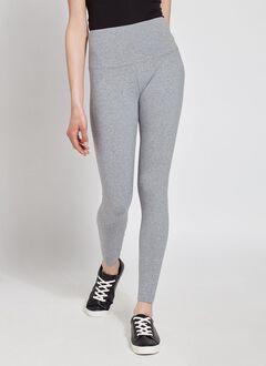 Flattering Cotton Crop Legging,