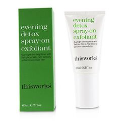 Evening Detox Spray-On Exfoliant,