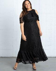 Riviera Lace Maxi Dress,