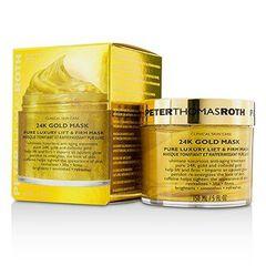 24K Gold Mask,