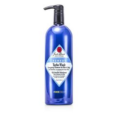Turbo Wash Energizing Cleanser For Hair & Body,