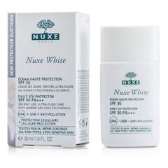 Nuxe White Daily UV Protector SPF 30 (For All Skin,