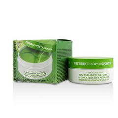Cucumber De-Tox Hydra-Gel Eye Patches,