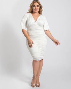 Paloma Ruched Dress,
