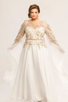 Bel Air Gown Long Chiffon Formal Gown,