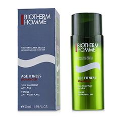 Homme Age Fitness Advanced (Daily Toning Moisturiz,