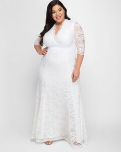 Amour Lace Wedding Gown,