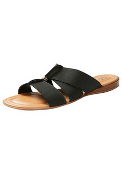 Good Soles Strappy Slide Sandal,