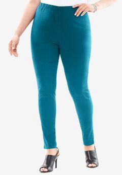 Skinny-Leg Pull-On Stretch Jean,