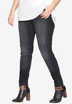 Moto Skinny Jean ,