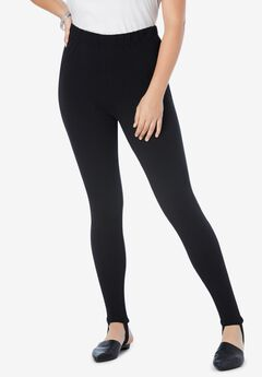 Essential Stretch Stirrup Legging,