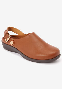 The Indigo Convertible Mule by Comfortview®,