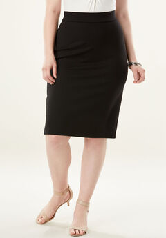 Ultimate Ponte Pencil Skirt,
