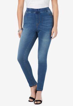 The Straight-Leg No-Gap Jean,