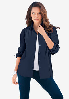 Long-Sleeve Kate Bigshirt,